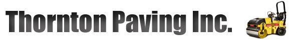Business Logo for Thornton Paving Inc.